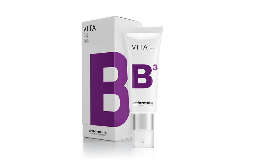 Алфавит красоты кожи – витаминная косметика pHformula